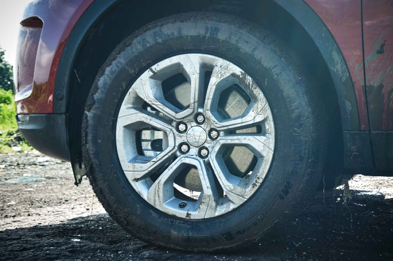 Land Rover Discovery Sport Drive Wheels - Topgear Magazine