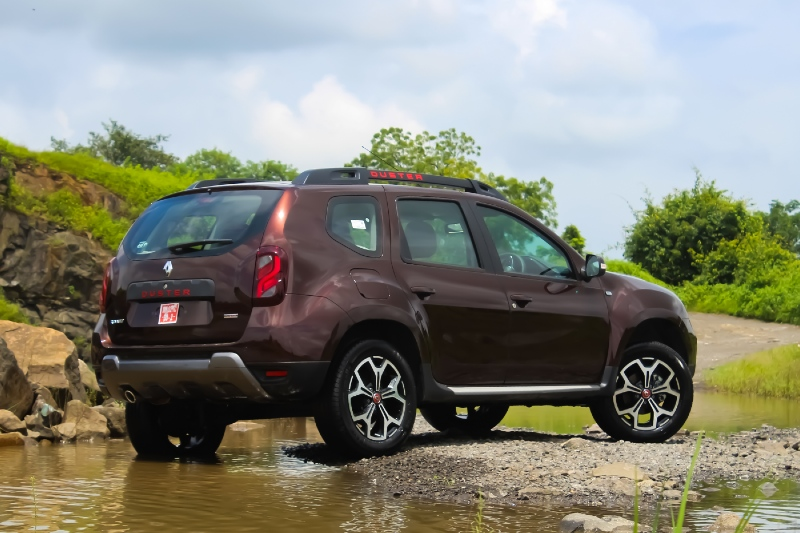Renault Duster Turbo Review - Topgear Magazine