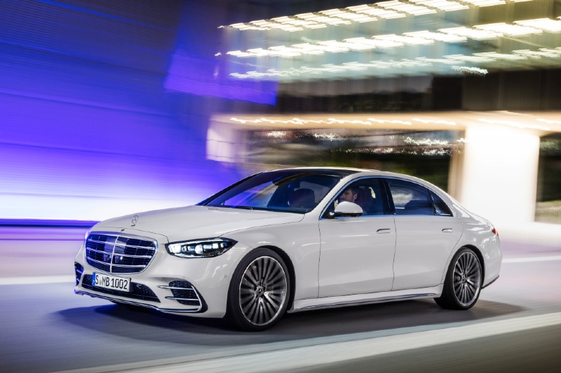 Mercedes-Benz Carr  Specification - Topgear Magazine India