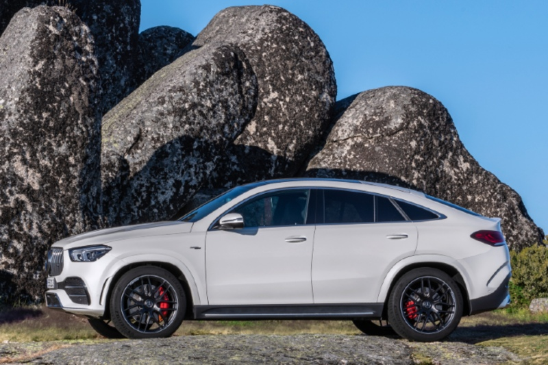 Mercedes-Benz AMG GLE 53 4MATIC - Topgear Magazine