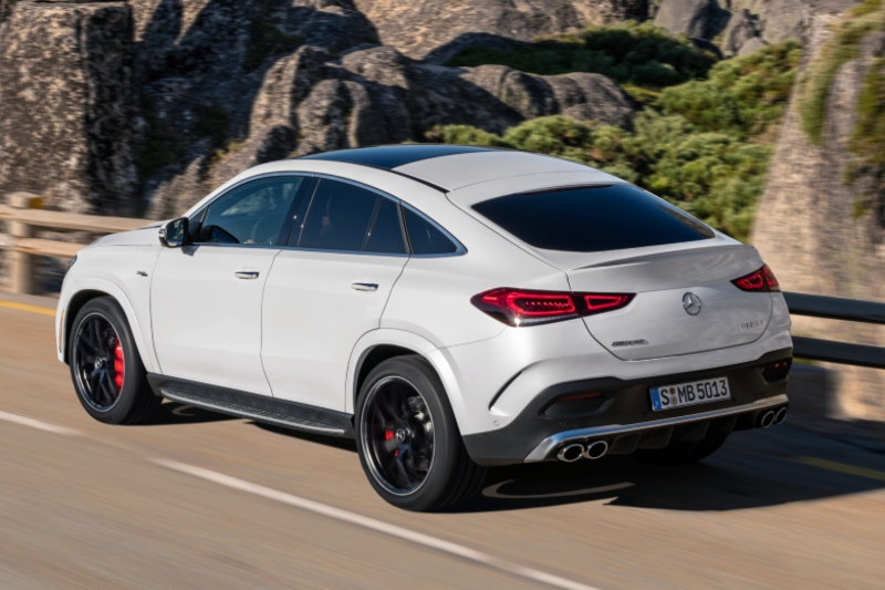 Mercedes-Benz AMG GLE 53 4MATIC Exterior Look - Topgear Magazine