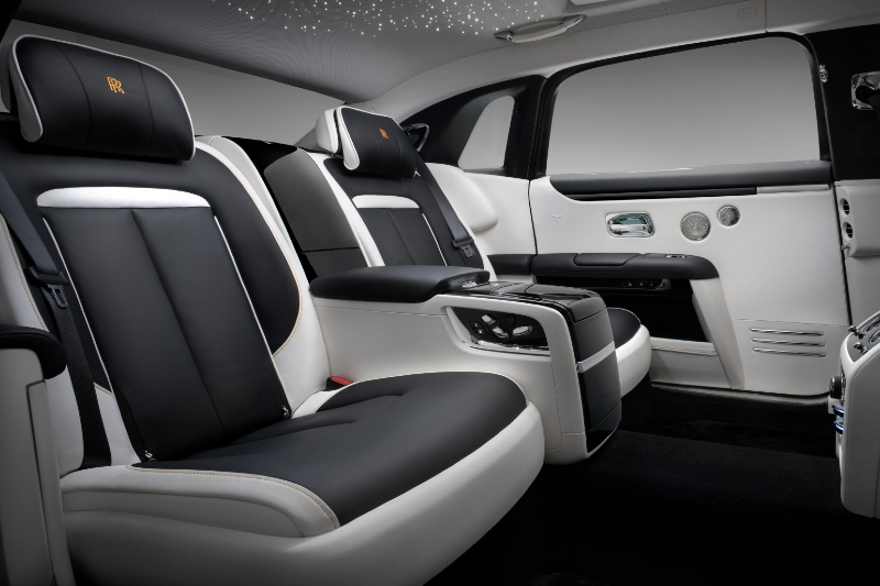 Rolls-Royce Ghost Sitting Space - Togpear Magazine Online