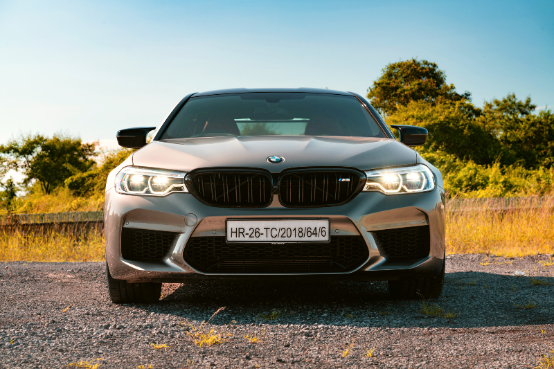 2020 BMW M5 Competition Front View - Togpear Car Magazine
