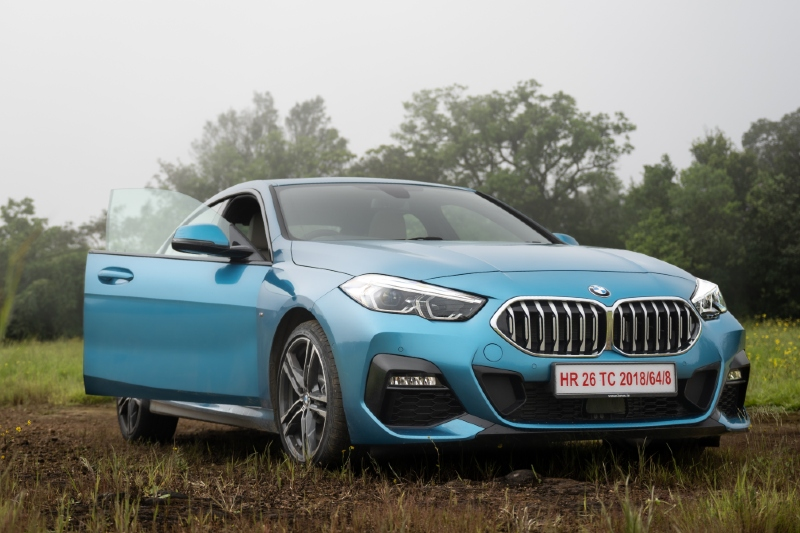 BMW 2 Series Gran Coupe Image - Topgear Magazine