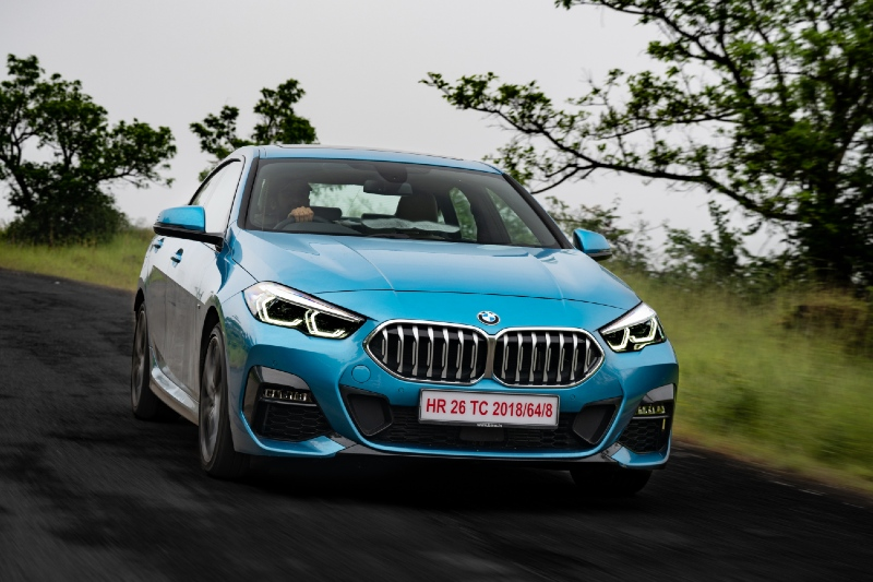 BMW 2 Series Gran Coupe Exterior - Topgear Magazine