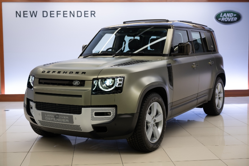 Land Rover Defender launched in India at Rs 73.98 lakh ...