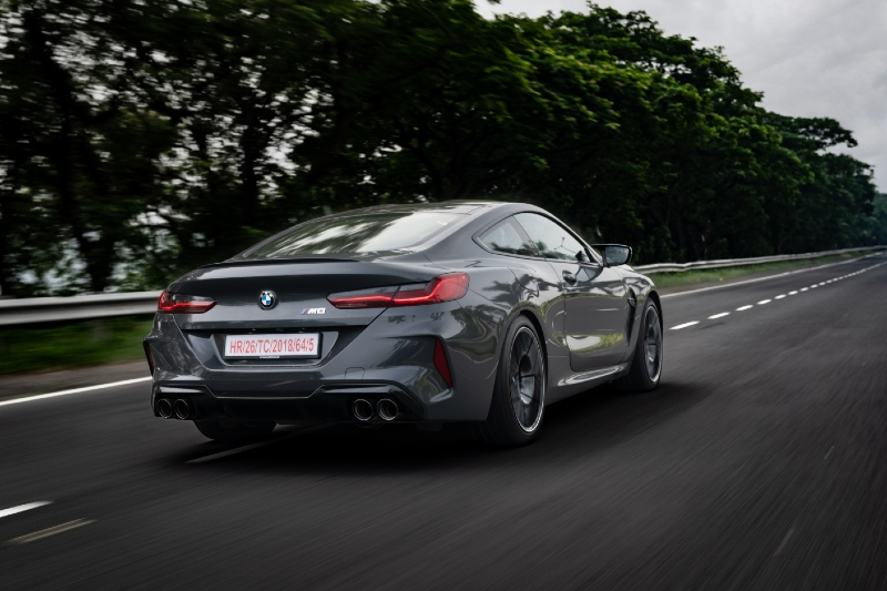 BMW M8 Exterior - Car Blogs Online