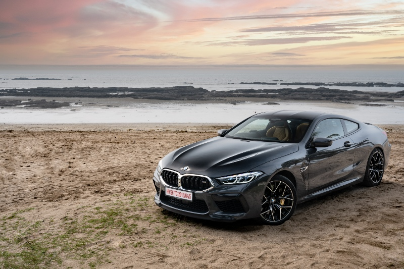 BMW M8 - Car Drive Review