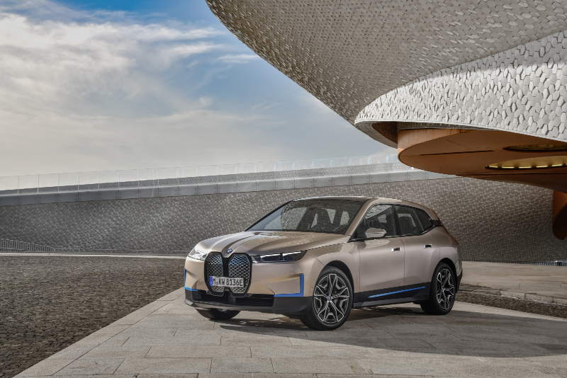2021 BMW iX Electric SUV