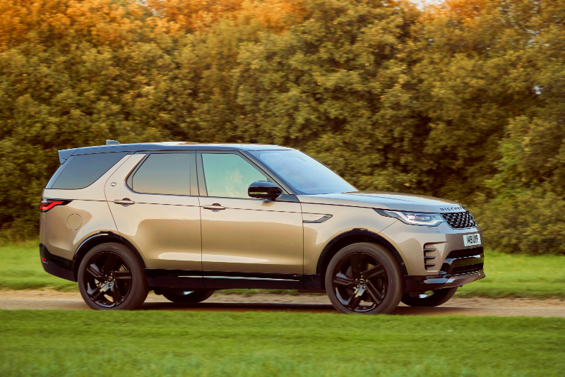 2021 Land Rover Discovery - Car Blogs Online