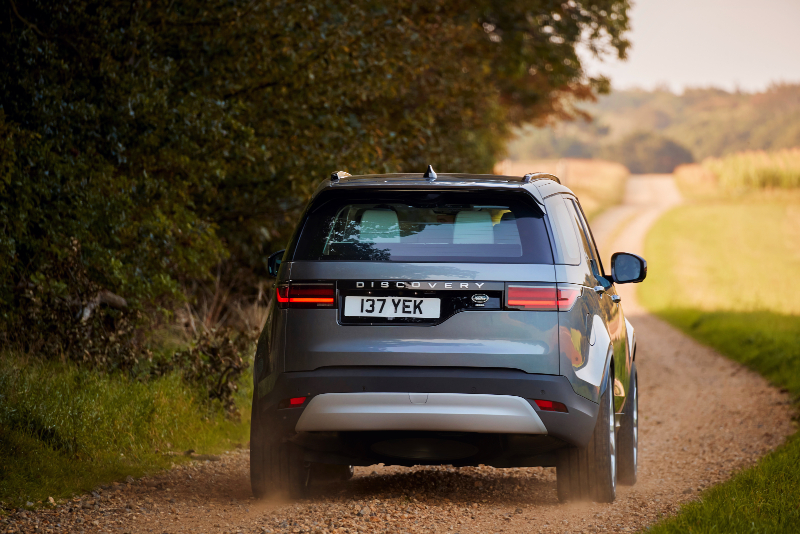 Land Rover Discovery facelift - Car update Online