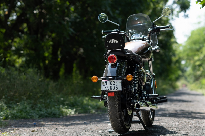 Royal Enfield Meteor 350 Look - Topgear Magazine India