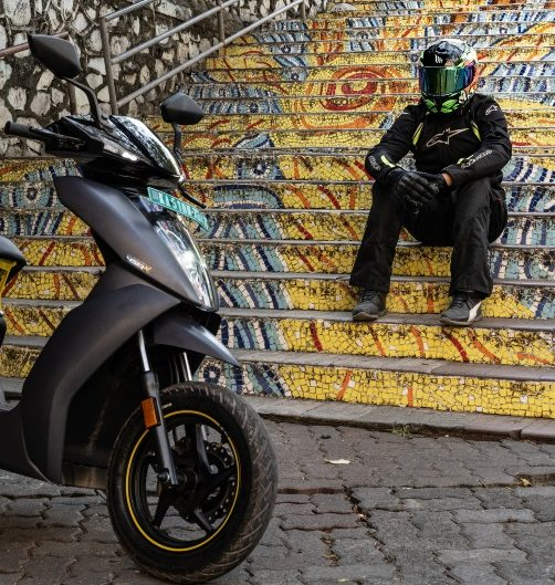 Ather 450 X