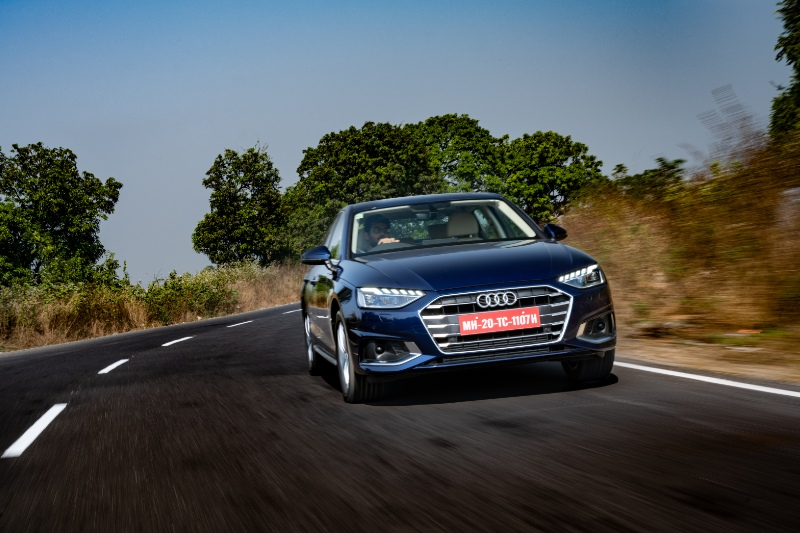 2021 Audi A4 First Drive Review - Topgear Magazine