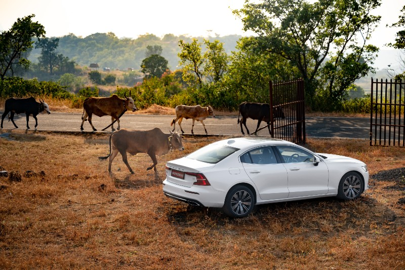 Volvo S60 Car Drive Review - Topgear Magazine India