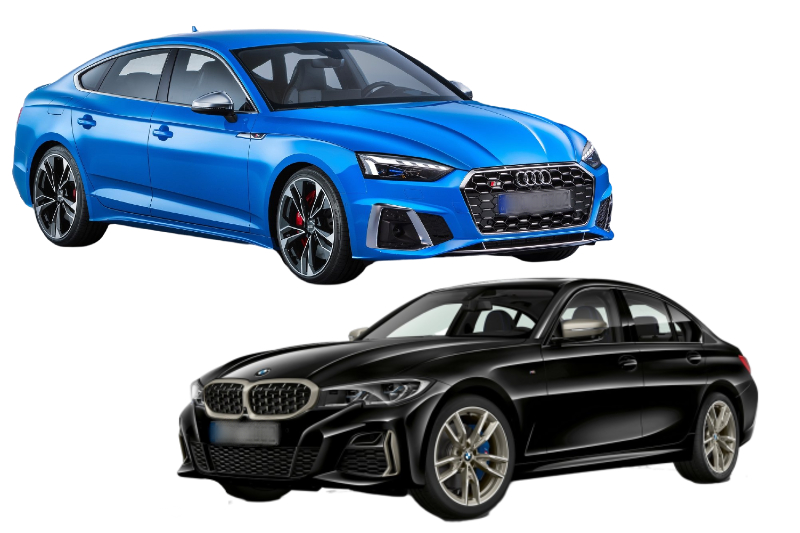 S5 and M340i