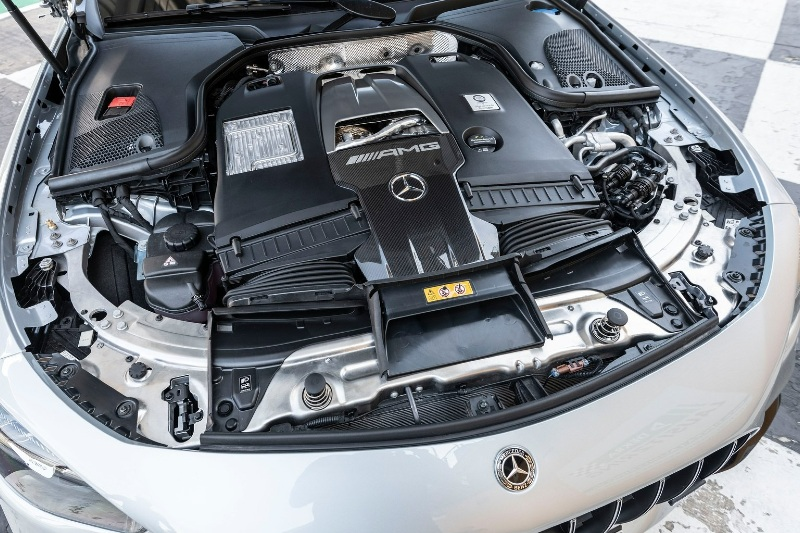 Mercedes-AMG E 53 and E 63S launched